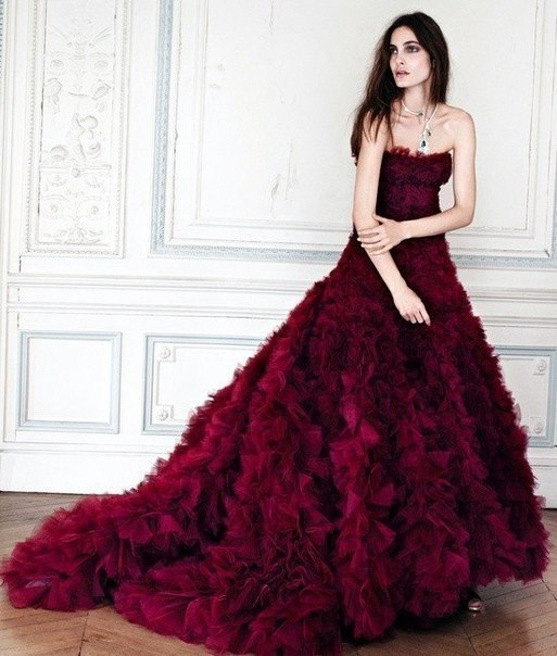 Платья картинки очень красивые