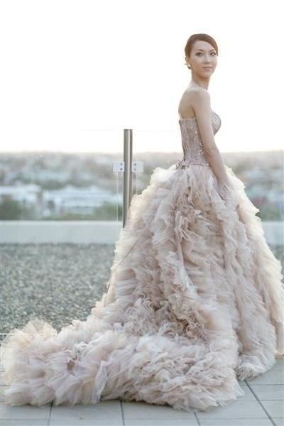 платье очень красивое фото