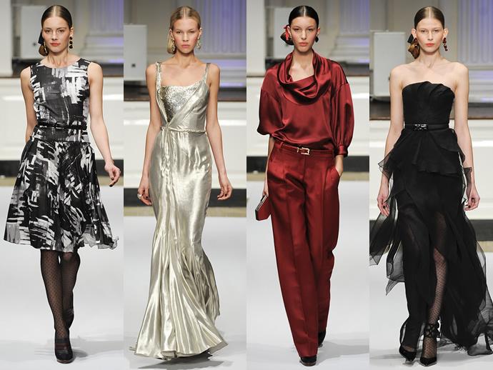 модные платья весна 2013